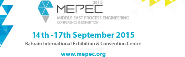 Middle East Process Engineering Conference & Exhibition 2015